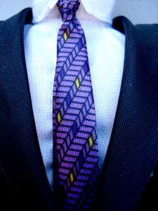 Business dress code - photo courtesy of Penny Mathews